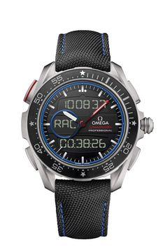 Omega Speedmaster X-33 Regatta