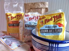 All-Purpose Gluten-Free Flour Blend