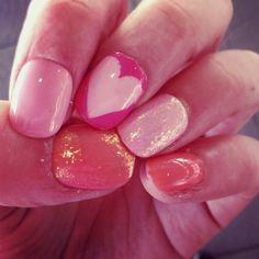 Valentines #nails