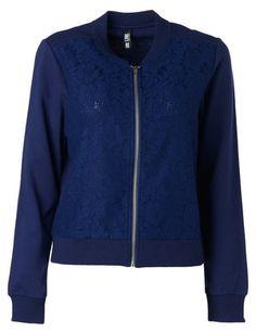 Swetari Bomber Jacket, Athletic, Zip, Jackets, Fashion, Down Jackets, Moda, Athlete, Fashion Styles