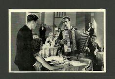 Bing Crosby The Street Singer Accordion #91 1940 Cinema Cavalcade Card