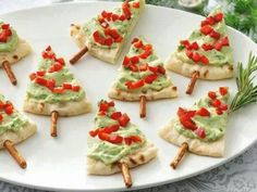 Christmas Party Snack Ideas | Christmas Finger Foods you Make with Kids
