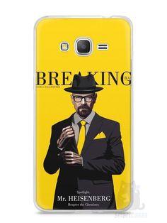 Capa Samsung Gran Prime Breaking Bad #2 - SmartCases - Acessórios para celulares e tablets :)