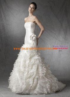 1A711  Vestido de Novia  Marina Navarro