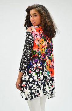 f066cc09fc4 Chloe womens tunic by Amma Design, back view Tunics, Chloe, Short Dresses,