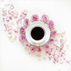 Coffee Coffee Girl, I Love Coffee, My Coffee, Coffee Cups, Coffee Break, Coffee Flower, Flower Tea, Coffee Cup Photo, Coffee Cookies