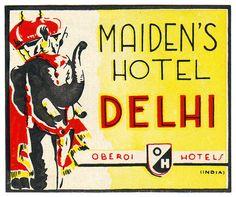 India - Delhi - Maiden's Hotel 03