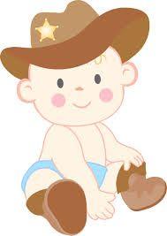 Resultado de imagen para baby shower vaquero