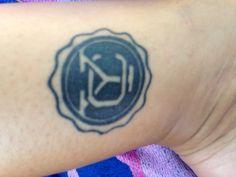 My new YC tatt! Gotta be my favorite one of all! I LOVE YELLOWCARD!!!!!