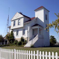 Wisconsin, Racine: Racine Harbor (Root River) Lighthouse
