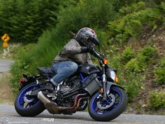 2015 Yamaha FZ-07 First Ride - Motorcycle Reviews - Motorcycle Sport Forum