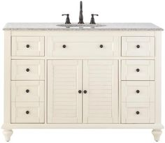 Gallery For Photographers Home Decorators Collection Hampton Harbor in Vanity in White with Marble Vanity Top in White with White Basin Marble vanity tops Marbles and Vanities