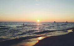 best secret beaches on earth: Grand Haven, Michigan