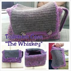 1000+ images about crochet travel bags on Pinterest ...