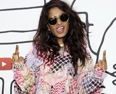M.I.A.'s Delightful Middle Finger of an Album — The Atlantic