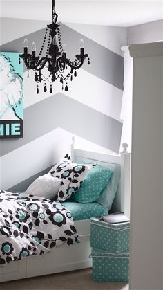 Great Tiffany Blue and Color Scheme and Fixture Ideas and Bedding ideas