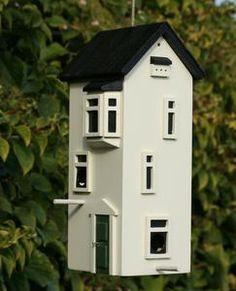 Fuglemater, Townhouse Hvit