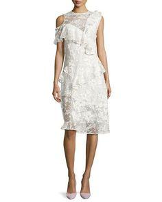 Lace dress neiman marcus 17