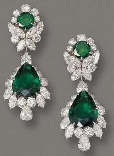 Harry Winston - If only I had somewhere to wear them!