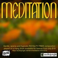 #meditation by Total Thrive. ROYALTY FREE BACKGROUND MUSIC. To listen to the full version and buy a licence https://audiojungle.net/item/meditation/18151515 @envato @envatomarket @envatostudio #newage #yoga #reiki #retreat #hangdrum #bali #thailand #beach #blog #vlog #chillout #eastern #eco #meditate #relax #sleep #vacation #drones #ohotography #recipe #temple #lifestyle #detox #mindfulness