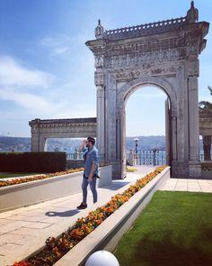 #whereareyou #sunnyday #doctorstyle #istanbul @cpkempinski #thebestplacetobe #feellove #feelloved #friends #vacationsituation #me #love #doctorlazarescu #drlazarescu