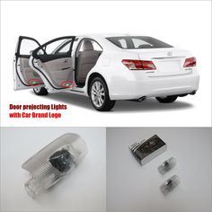 For Lexus ES 20062014 Door Ghost Shadow Lights Ca  Price: $19.21  Buy From AliExpress:http://5.gp/myE8