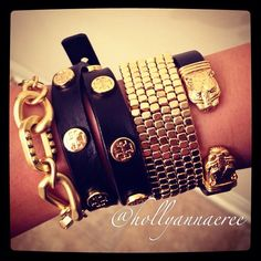 """:) #armparty #armcandy #whatevertheheckyouwannacallit of the night! @jewelmint @toryburch @dailylookus"