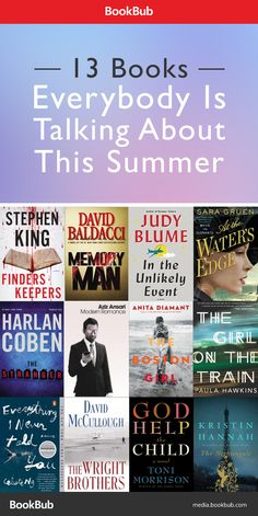Hottest summer reads of 2015: Fill your summer reading list with these books worth reading.
