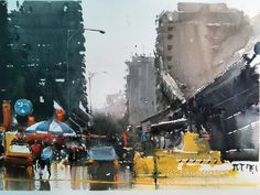 Joseph Zbukvic in Shanghai.