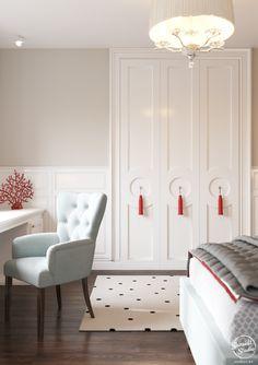 Wardrobe Door Designs, Wardrobe Design Bedroom, Home Room Design, Home Interior Design, House Design, Dressing Room Design, Built In Wardrobe, Apartment Design, Home Decor Inspiration