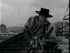 Stevie Ray Vaughan - Crossfire (Music Video)