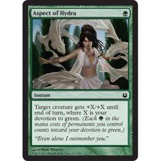Aspect of Hydra (foil)