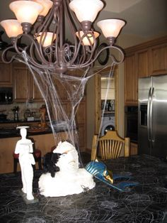 226 best halloween table ideas images halloween decorating ideas rh pinterest com