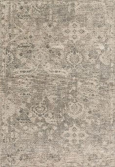 Loloi Rugs Izmir IZ-01 Grey / Neutral Rug | Rug Super Outlet