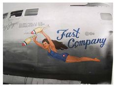 Image detail for -Nose Art