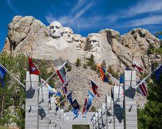 South Dakota, Mount Rushore and the Badlands