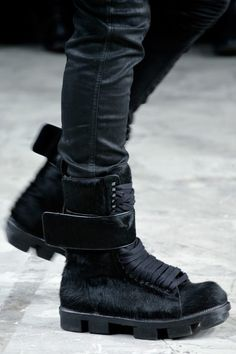 Fall/Winter 2013 Footwear | Paris Fashion Week