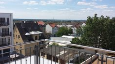 Bautenstand 26.07.2015 - Aussicht vom Balkon