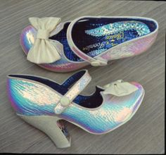 Irregular Choice fancy that party people mermaid shoes Wanted in Inverurie, Aberdeenshire | Preloved