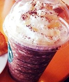 Starbucks Secret Menu: Red Tuxedo Frappuccino | Starbucks Secret Menu
