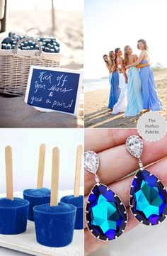 Uh oh guys-- now I'm loving these shades of blue! Might be taking us in all whole new direction!
