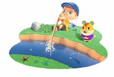 Nintendo's press site has updated with a bunch of art from Animal Crossing: New Horizons. Animal Crossing: New Horizons launches for Switch on March The Legend Of Zelda, Nintendo Switch Animal Crossing, Nintendo Console, Nintendo News, Nintendo Switch System, Gadgets, All Games, New Leaf, Animal Crossing