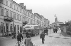 My Kind Of Town, Ppr, Old Pictures, Poland, City Photo, Street View, History, Period, Cities