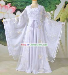 Ancient Chinese traditional dress