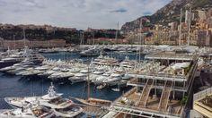 Port w Monaco