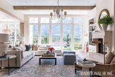 Salt Lake City Utah, Traditional Home Magazine, Alice Lane Home, Diy Home, Home Decor, Design Living Room, Paint Colors For Home, House And Home Magazine, Interiores Design