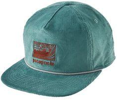 67291224a35 Patagonia Framed Fitz Roy Corduroy Hat