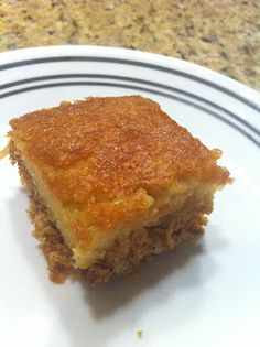 Niki Cooks for Interstitial Cystitis: White Chocolate Oatmeal Crunch Brownies
