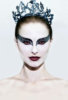 Red Lip Fantasy - black swan  natalie portman
