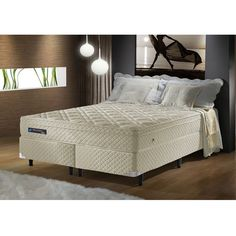 Cama Box Casal Queen, Cama Box Queen, Cama Box Super King, Bed, Furniture, Home Decor, Upholstery, Bedroom, Ideas